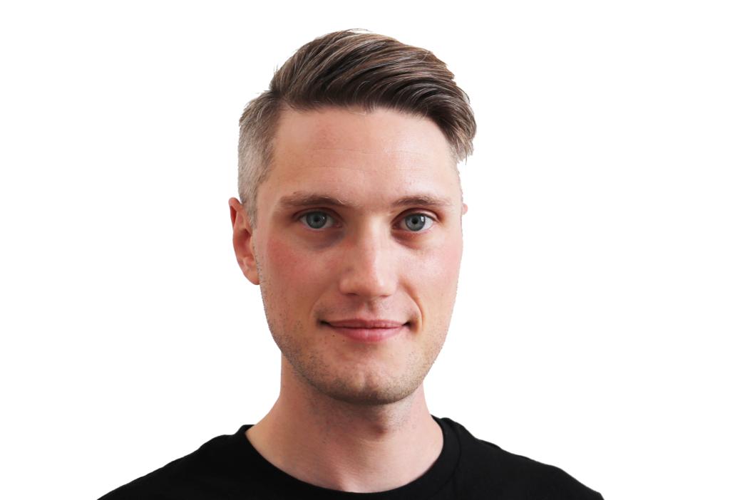 Marcus er ansvarlig for rekrutteringer hos Kube&Co, som rekrutterer personale for tandlægeklinikker i Danmark