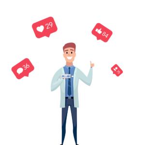 Guide: Sådan besvarer du patient-henvendelser på Facebook